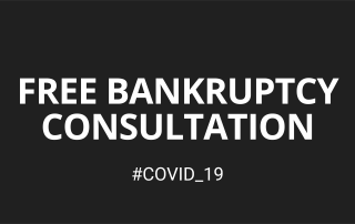 Free Bankruptcy Consultation - COVID-19